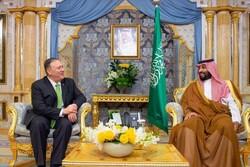 پمپئو: آمریکا در کنار عربستان می ایستد