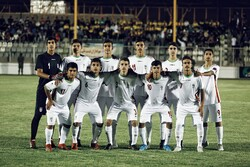 Iran advances to 2020 AFC U16 C'ship finals