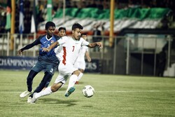 Iran 13-0 Maldives in 2020 AFC U-16 C'ship
