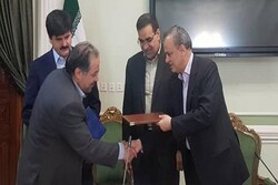 دو انتصاب جدید در استانداری خراسان رضوی