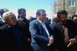 وزیر صنعت، معدن و تجارت از شهرک صنعتی «رامشار» بازدید کرد