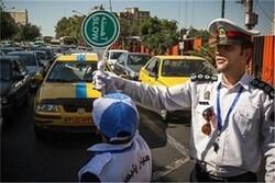 طرح ویژه ترافیکی پلیس راهور همزمان با بازگشایی مدارس