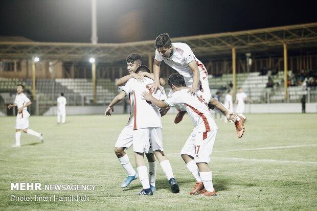 برد ۱۳ بر صفر ایران مقابل مالدیو - مسابقات فوتبال مقدماتی زیر ۱۶ سال آسیا