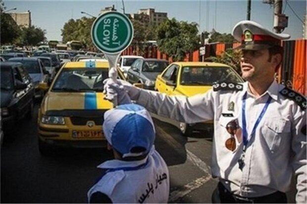 افزایش ترافیک در ایلام/ خیابان های شهر ظرفیت ندارند