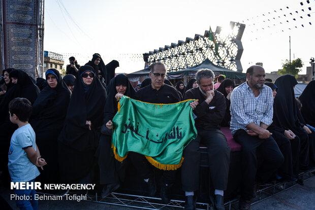 Ehlibeyt aşıkları Tahran'da toplandılar