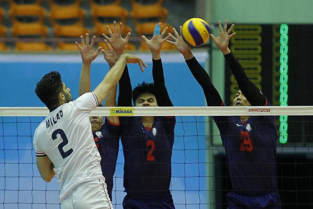 Iran advance to Asian Volleyball C'ship semis