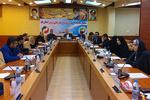 مجمع سالانه هیئت کونگ فوی استان قم برگزار شد
