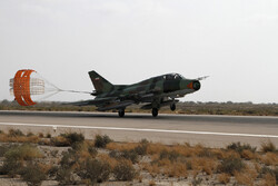 İran'da 22 Eylül askeri geçit töreni provası yapıldı