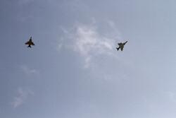 ایرانی فضائیہ کی مشترکہ مشقیں