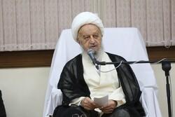 مرجع ديني إيراني: التكفيريون يشكلون أكبر خطر يهدد المسلمين
