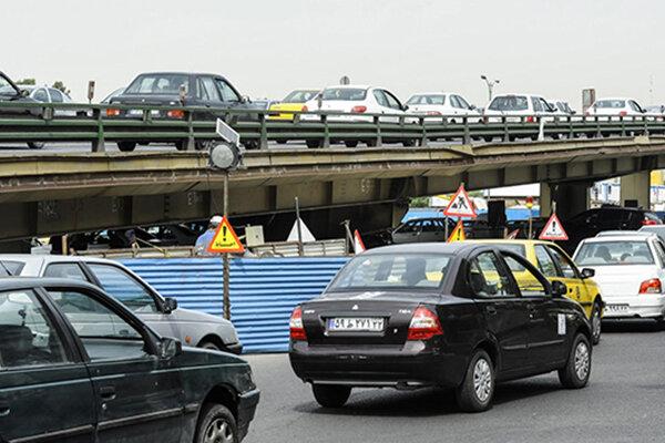 آخرین وضعیت اجرای پروژه پل گیشا