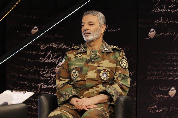 ايران مستعدة للرد عى التهديدات بكافة مستوياتها
