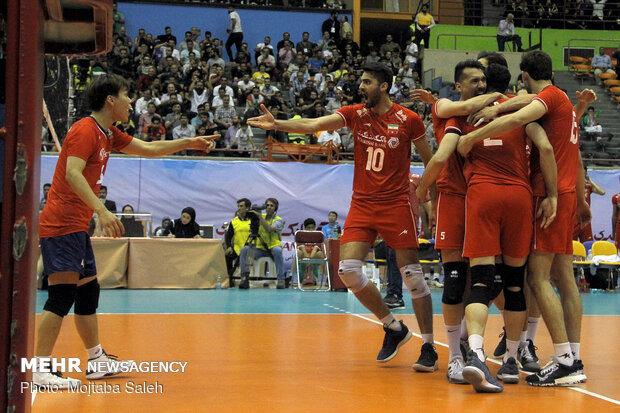 İran Milli Voleybol Takımı