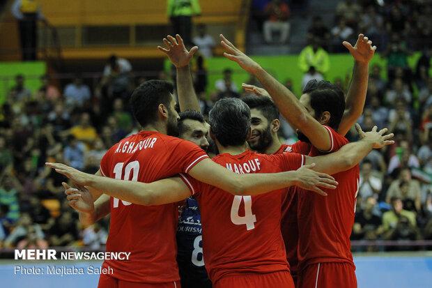 Iran beats South Korea to reach Asian Volleyball C'ship finals