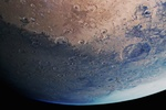 تصویری از مریخ با دقتی بیسابقه ثبت شد