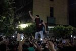 اعتقال 102 خلال مظاهرات طالبت برحيل السيسي في مصر