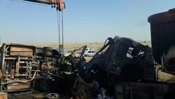 افزایش کشته های تصادف گلستان به ۱۵ نفر/ ۳ نفر شناسایی شدند