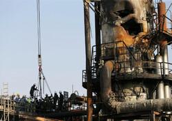 بازدید رسانهها از تاسیسات نفتی آسیبدیده سعودی + گزارش تصویری