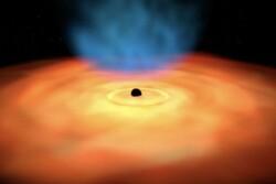 کوچکترین سیاهچاله رصد شد