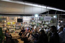 رونمایی از دو عنوان کتاب در غرفه ایران در نمایشگاه دمشق