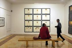 نمایشگاه «نگاهی دیگر» در خانه هنرمندان افتتاح شد