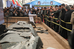 Iran opens expo showcasing downed intruding drones