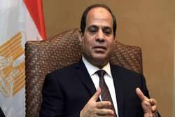 موضع گیری السیسی درباره حمله ترکیه به شمال شرق سوریه