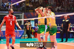 VIDEO: Winning Asian title by Iran volleyball in final against Australia