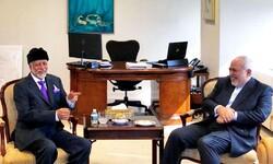 Iranian, Omani FMs meet in New York