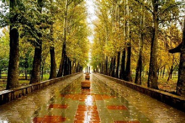 پیشبینی نخستین بارش پاییزی در نیمه دوم مهر ماه