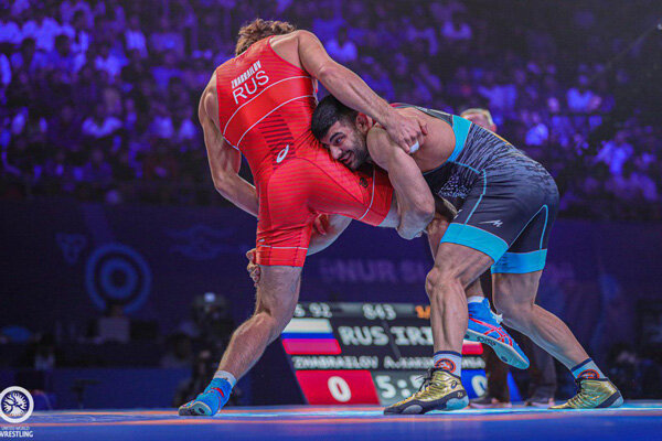 همچنان به حضور در المپیک امید دارم/ مصدومیتم رو به پایان است