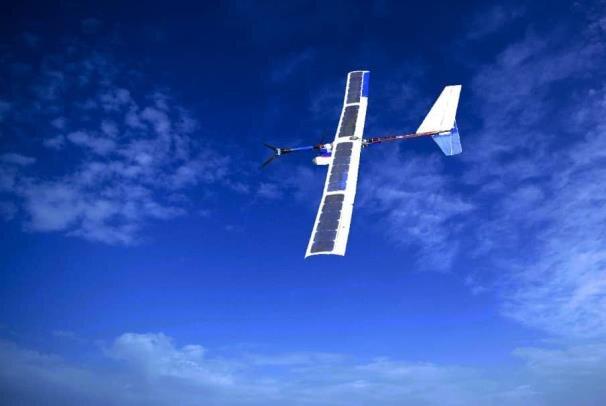 محققان ایرانی به دانش فنی و ساخت پرنده خورشیدی دست یافتند