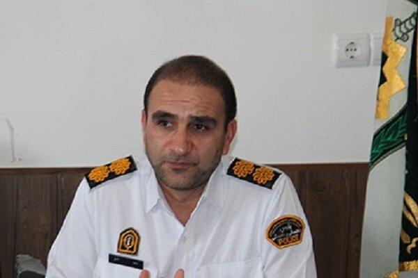 ۵۶ نفر در معابر شهری یزد فوت شدند/وجود ۲۸۰ نقطه حادثه خیز در یزد