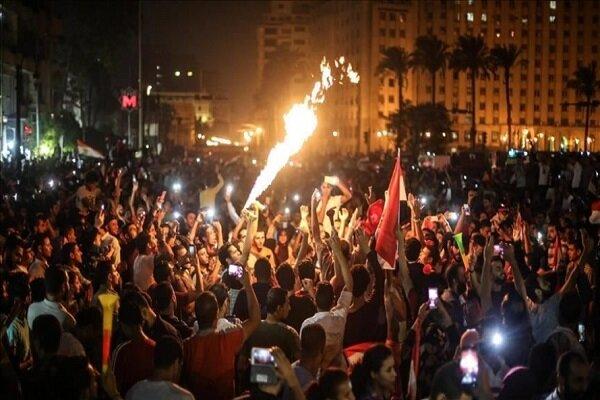 تل ابيب قلقة على السيسي من التظاهرات!