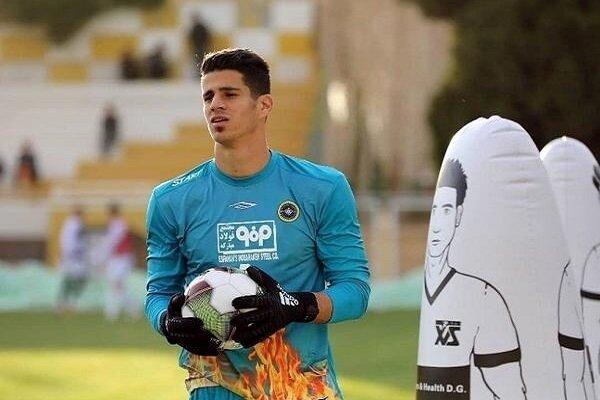 دروازهبان تیم ملی ایران رکورد گلر استقلال در لیگ برتر را شکست