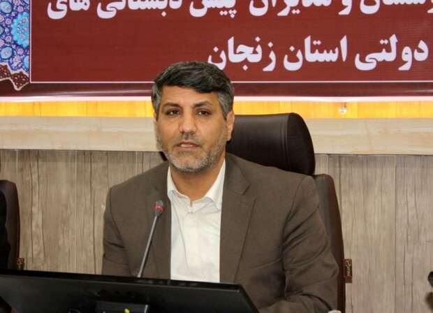 انتخابات شوراهای دانش آموزی در۲۵۳ آموزشگاه زنجان برگزار شد