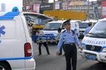 چین میں ٹرک ڈرائیور کے حملے میں 10 افراد ہلاک