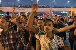 افزایش بازداشتی های مصر به بیش از ۳ هزار نفر