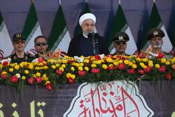 روحاني: ايران مستعدة للتجاوز عما سلف من أخطاء جيرانها