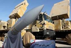 Tahran'daki askeri geçit töreninde hava savunma sistemleri görücüye çıkarıldı