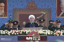 روحانی: اگر به دنبال امنیت منطقه هستید از منطقه ما خارج شوید