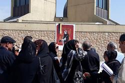 وداع هنرمندان با مسعود عربشاهی/ مرگ برای هنرمند عدم نیست