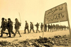 «فرهنگ ایثار و شهادت» دشمن مسلح را به ستوه آورد