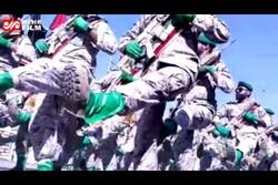 رژه باشکوه ۳۱ شهریور در کهگیلویه و بویراحمد برگزار شد
