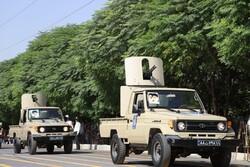 مراسم رژه نیروهای مسلح در خرم آباد