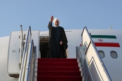 Rouhani leaving for New York to attend UN summit