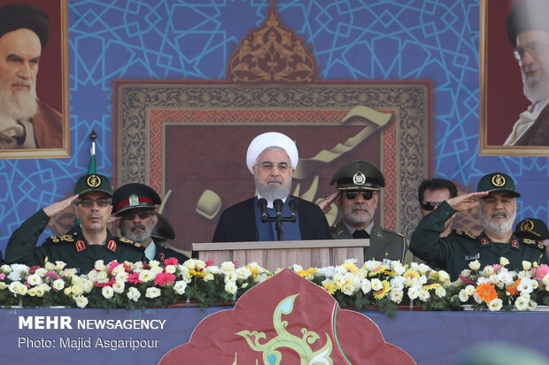 Iran ready to forgive past mistakes of neighbors: Rouhani