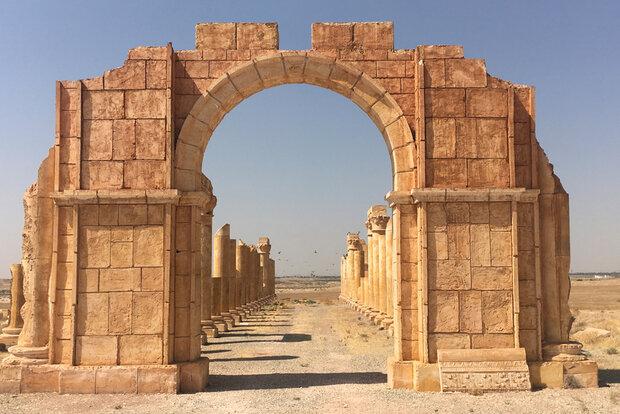 اینجا«تاریخ» سینمایی میشود/ از قلعه پالمیرا تا نفربر نقی معمولی!