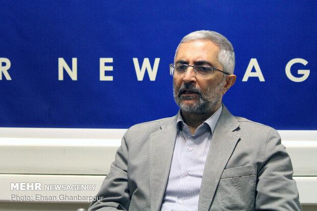نشست سریال بوی باران - حسین سلطان محمدی