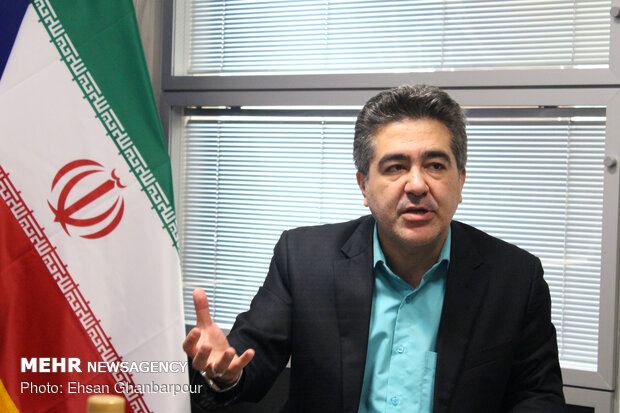نشست سریال بوی باران - امیر عبدالرضا سپنجی